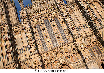 Wells Cathedral, England, UK