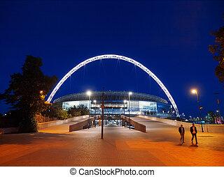Wembley Stadium, London - London, United Kingdom - May 22, ...