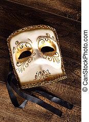 wenecka maska, karnawał