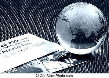 wereld, 2, financiën