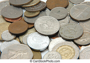 wereld, 3, valuta
