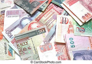 wereld, 4, valuta