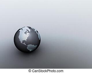 wereld, metaal