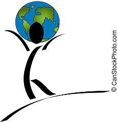 wereld, reis