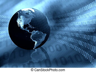 wereldwijd, informatie, achtergrond
