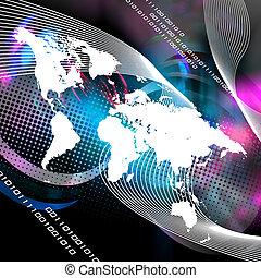 wereldwijd, montage