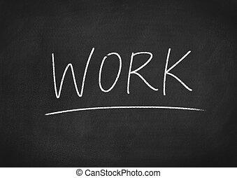 werken