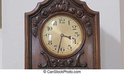 werkende , ouderwetse , clock.
