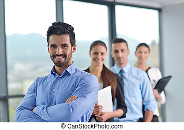 werkkring mensen, vergadering, groep, zakelijk