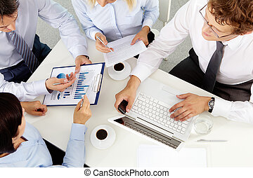 werkkring vergadering
