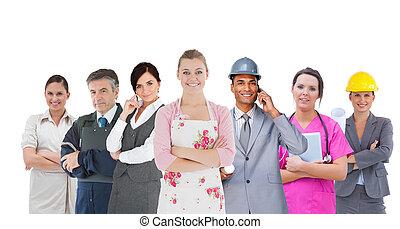 werkmannen , anders, soorten