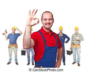 werkmannen , team