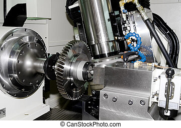 werkzeugmaschine, cnc