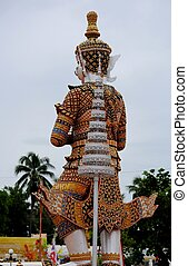 Wessuwan God of giants - Thao Thao Kuewr or the Ewswann Most...