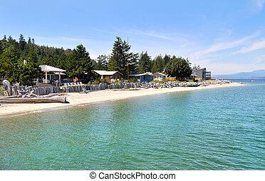 West Coast Island