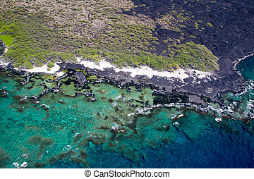 West coast of Big Island, Hawaii