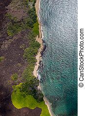 West coast of Big Island, Hawaii