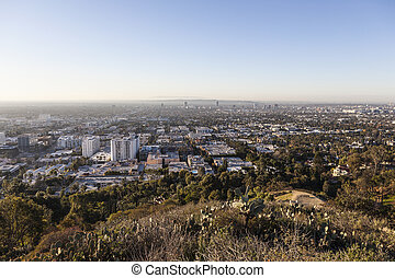 West Hollywood Hilltop View