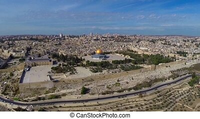 West Jerusalem flight