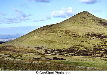 West Kip in Scotland's Pentlands - West Kip in Scotland's...