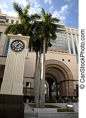 West Palm Beach Courthouse