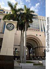 West Palm Beach Courthouse