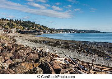 West Seattle Coast