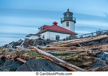 West Seattle Lighthouse 2