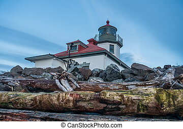 West Seattle Lighthouse 3