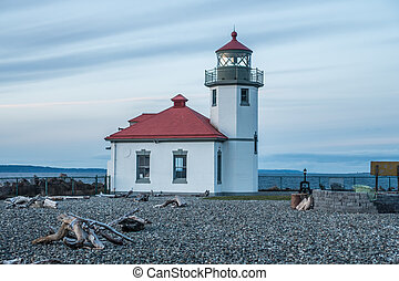 West Seattle Lighthouse 6
