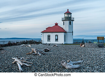 West Seattle Lighthouse 7