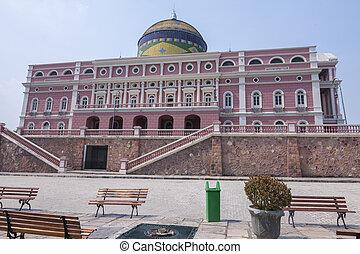 Amazon Theater opera house