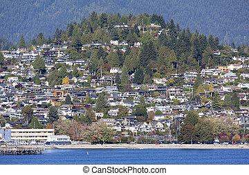 West Vancouver District