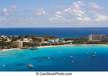 Westcoast Barbados; photographed in October 2007