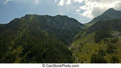 Western Alps, France