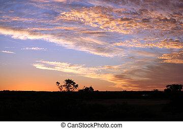 Western Australia sunset
