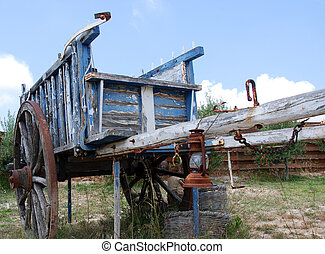 Western carriage..