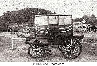 western cart
