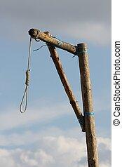 western gallows