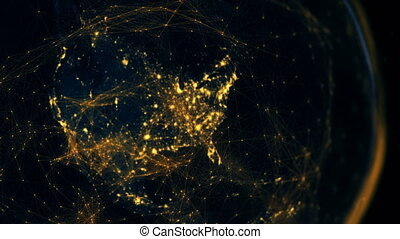 Western Hemisphere in the connected era. - Western ...
