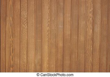 western red cedar wood panel