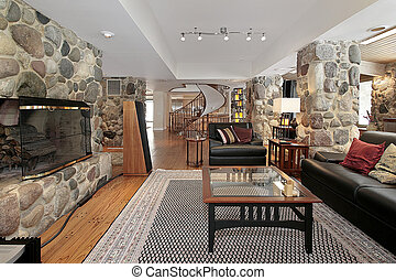 Western style living room