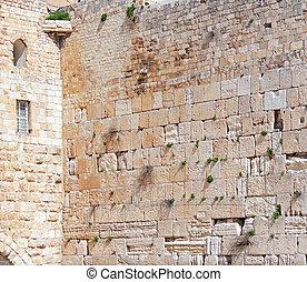 Western Wall, Jerusalem, Israel
