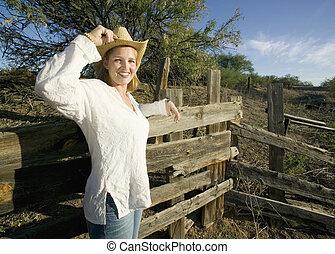 Western Woman