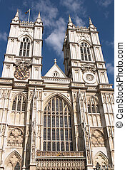 Westminster Abbey - The famous London abbey, where state...