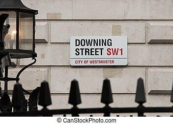 westminster, calle que traga, londres