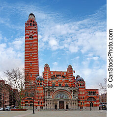 Westminster cathedral - London, UK