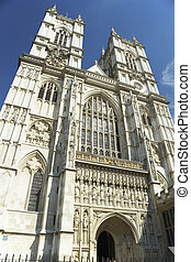 westminster opactwo, anglia, londyn