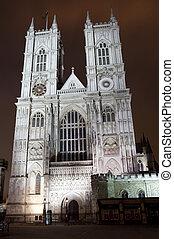 westminster opactwo, w, londyn