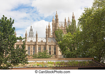 Westminster Palace - The Palace of Westminster - UK ...